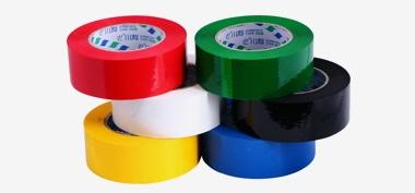 Цветные клейкие ленты