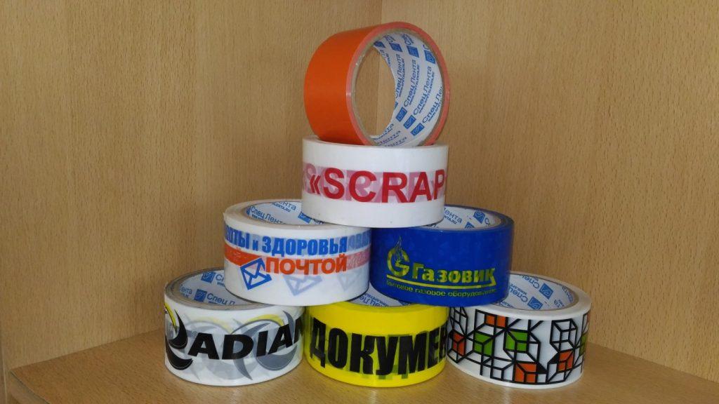 Область применения и преимущества использования клейкой ленты с логотипом
